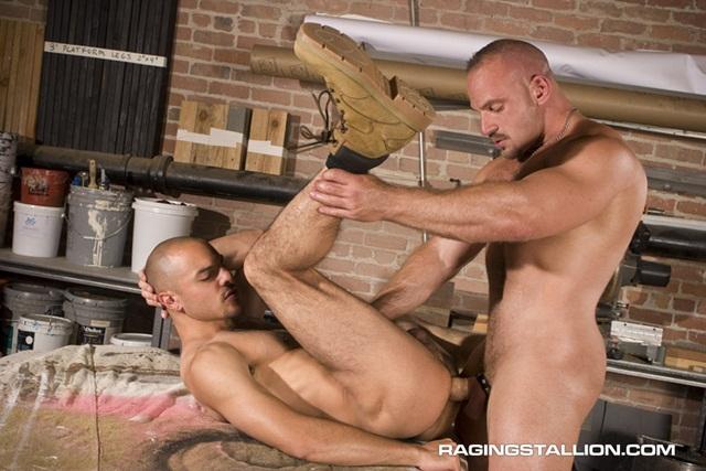 Samuel Colt fucks Damien Drake tight bubble butt at Raging Stallion Gay Porn Movies 4 Download Full Gay Porn Gallery here