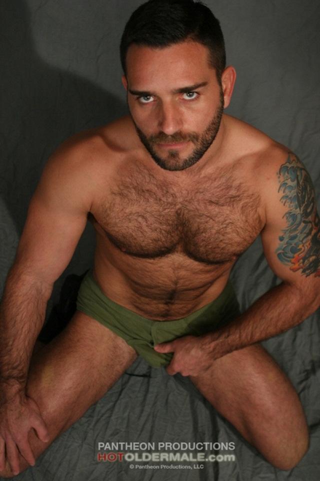 Mature man naked blog