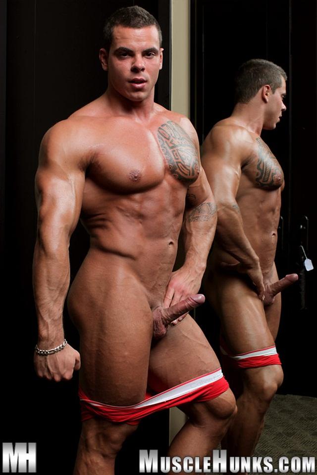 Muscle Hunks.