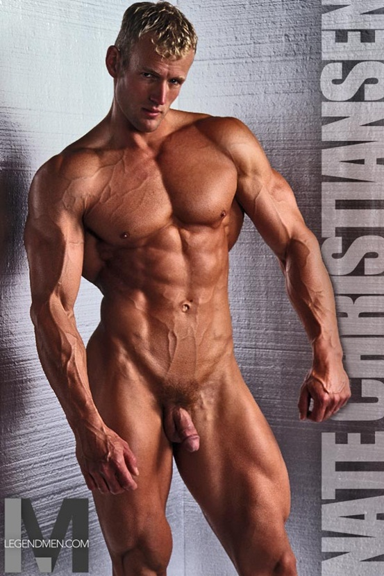 ... sexiest naked muscle men at Legend Men (61-70) – Nude Dude Sex Pics