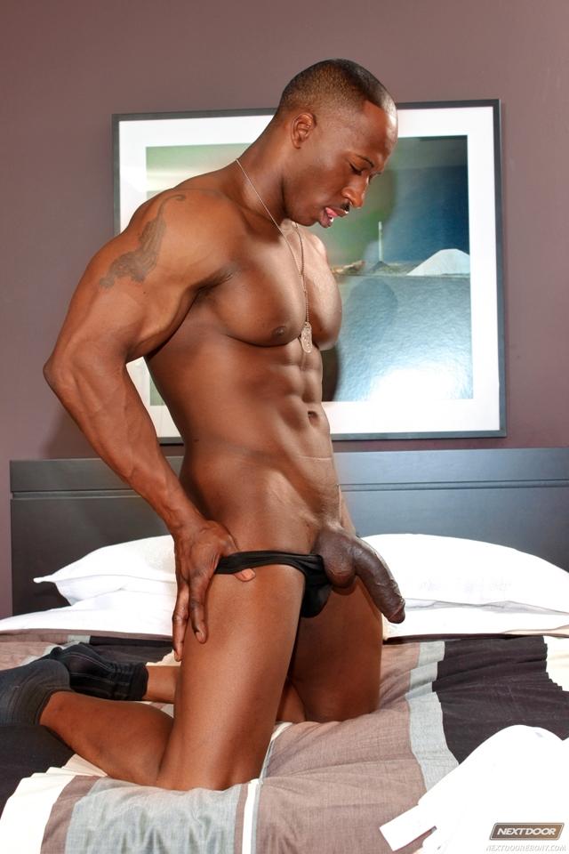 Naked black men sex