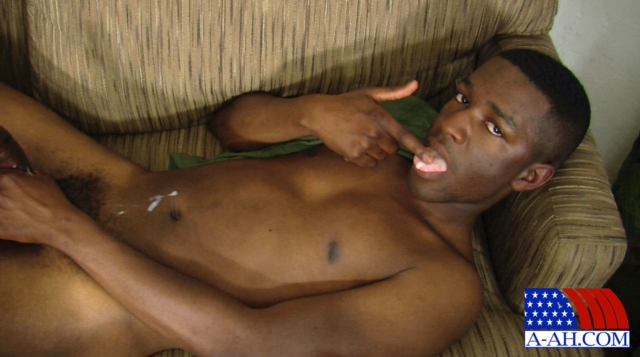 Ryan  Gay Porn Pictures  Videos  Hung Black Us Marine  Men For Men-4492
