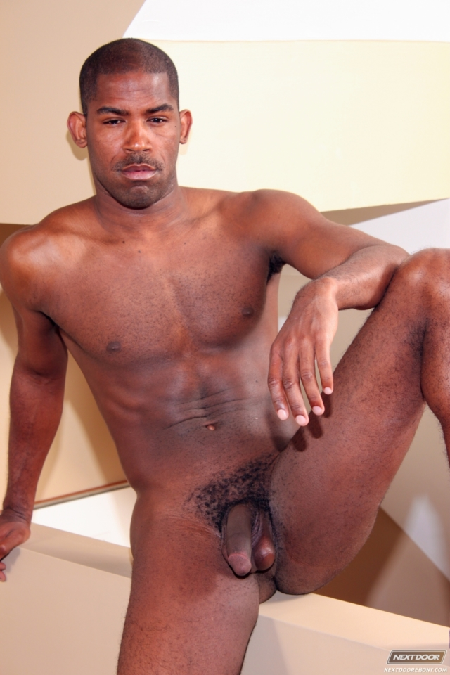 Black gay male video