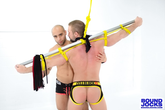 Leo-Forte-and-Dirk-Caber-Bound-Jocks-muscle-hunks-bondage-gay-bottom-boy-fucking-hogtied-spanking-bdsm-anal-abuse-punishment-asshole-abused-001-gallery-video-photo