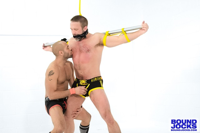 Leo-Forte-and-Dirk-Caber-Bound-Jocks-muscle-hunks-bondage-gay-bottom-boy-fucking-hogtied-spanking-bdsm-anal-abuse-punishment-asshole-abused-002-gallery-video-photo