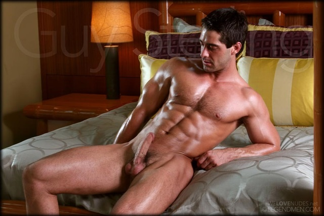 Guy Sterling  Gay Porn Star Pics  Legend Men  Nude Big -1563