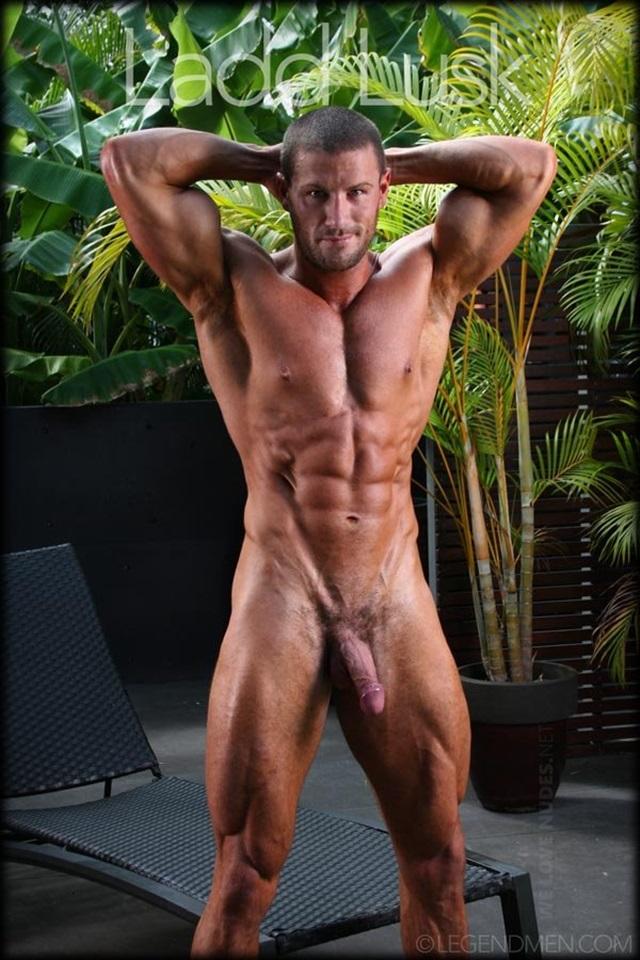 Buff modeling naked nude-3162