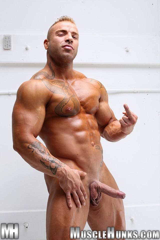 from Gibson romania gay nude men