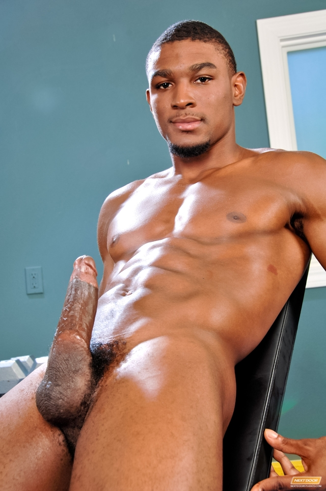 Filiberto recommend best of gay big cock black gym