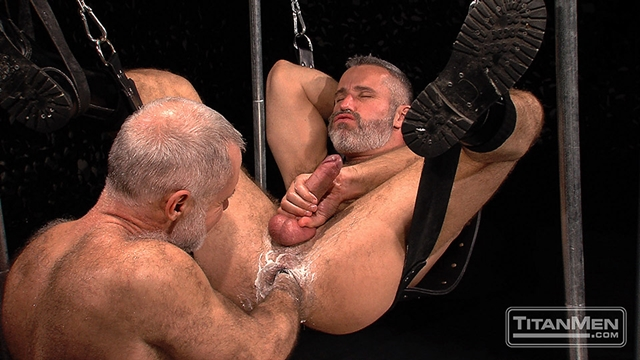 Titan-Men-Hairy-chested-hunk-Allen-Silver-Thor-Larsson-hairy-ass-hole-thick-dick-huge-dildo-deeper-fisting-016-male-tube-red-tube-gallery-photo