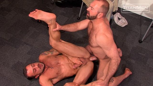 Titan-Men-gay-porn-stars-George-Ce-Josh-West-sucks-uncut-cock-gags-017-male-tube-red-tube-gallery-photo