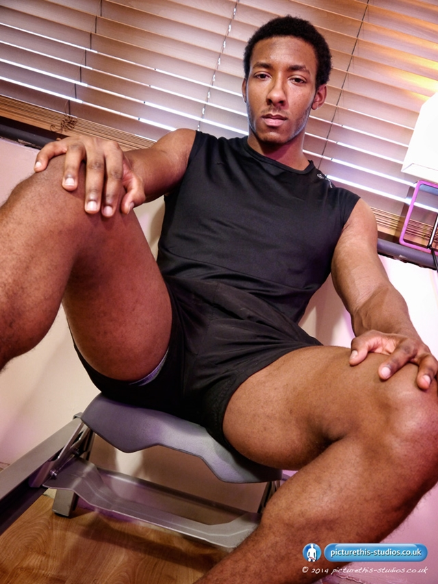Picture-This-Studios-Freddie-Max-black-beautiful-man-gym-huge-8.5-inches-uncut-cock-skin-tight-lycra-singlet-001-male-tube-red-tube-gallery-photo