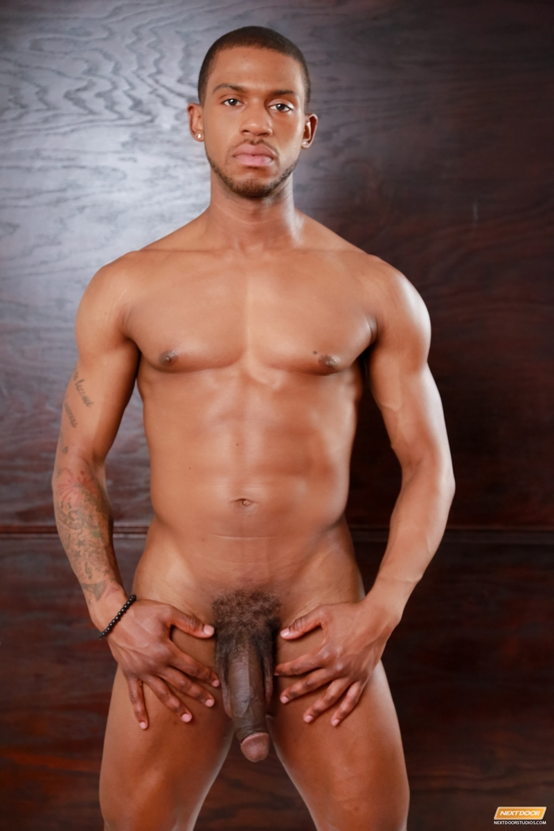 Huge cock man on twink and black college