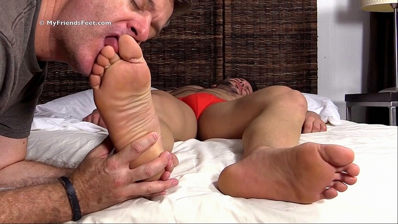 Foot fetish tube videos