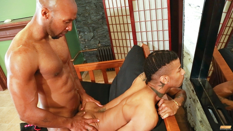 Ramsees & Jin Powers | Next Door Ebony | Naked Men Pics