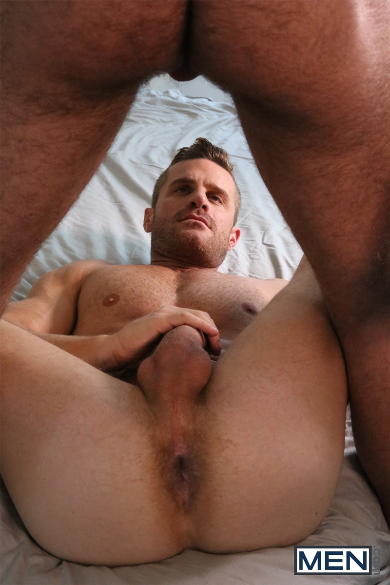 Huge dicks fucking guys gay zack gets two