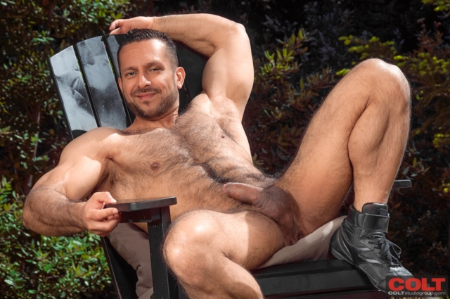 Naked Hairy Colt Men Salacious Adam Champ And Jr Bronson Black Hairy ...