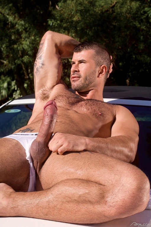 Adam Killian and Lucas Young at Falcon Studios