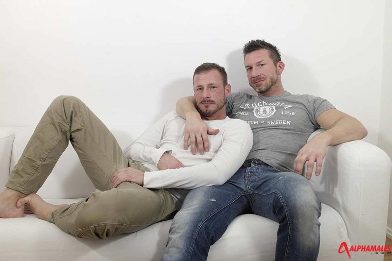Tomas Brand and Logan Rogue