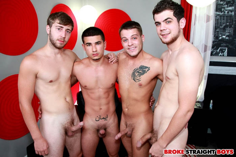Blake Savage, Brandon Beal, Zeno Kostas and Vadim Black