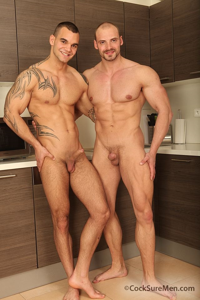 Thomas Ride and Ivo Kerk