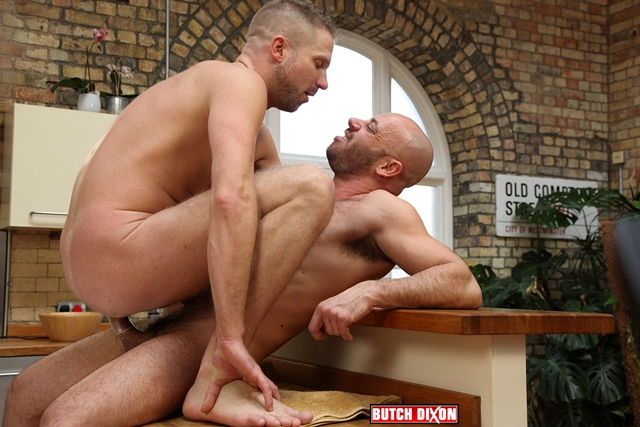 Freddy Wolff and Bruno Fox
