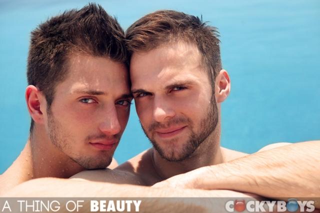 Gabriel Clark and JD Phoenix