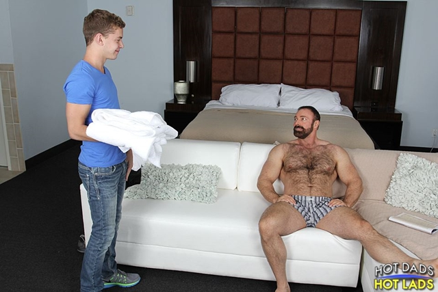Brad Kalvo and Ian Levine