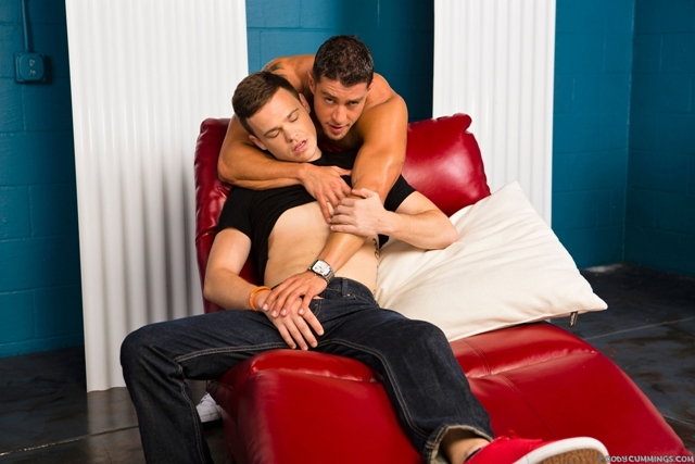 Cody Cummings fantasy encounter with hot young smooth stud Joey Hard!