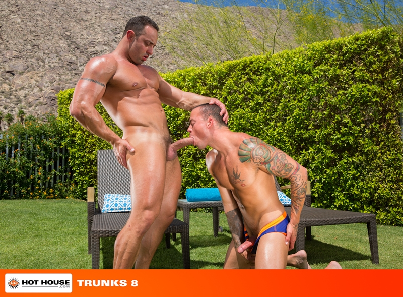 Fabio Stallone and Sean Duran
