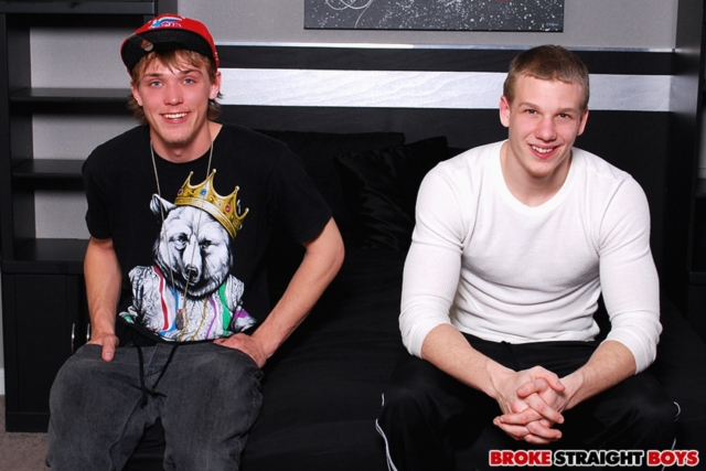 Johnny Forza and Duncan Tyler