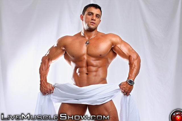 sex muscle man