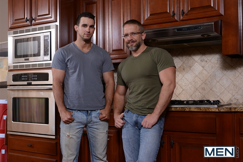 Dirk Caber, Phenix Saint and Johnny Rapid