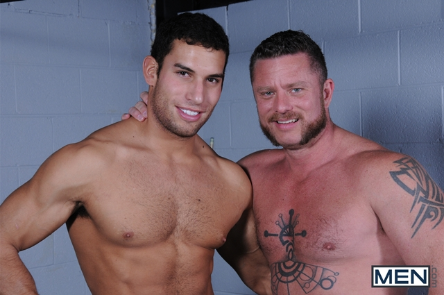 Charlie Harding and Ricky Decker