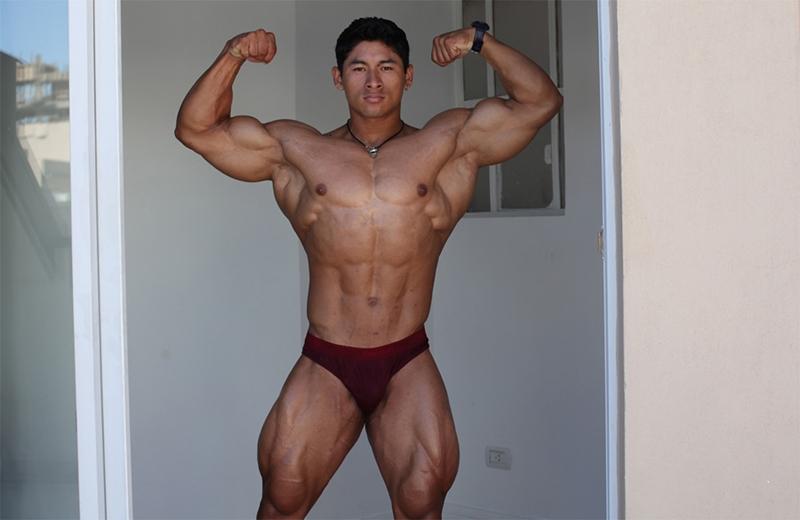 bodybuilding pussy vid