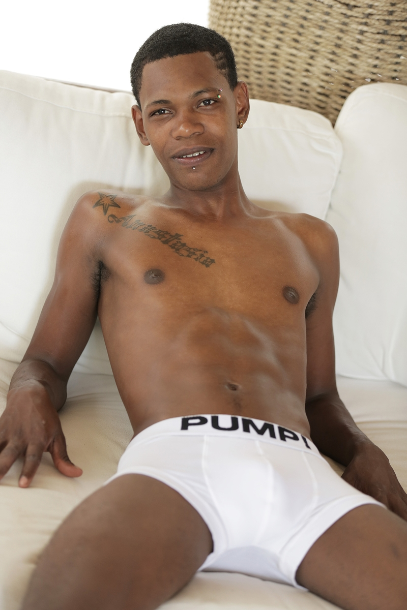 Naked black men big dick