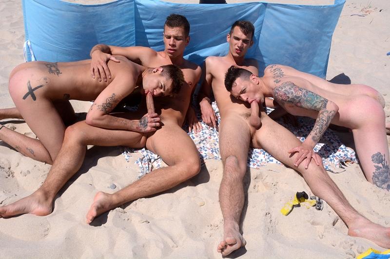 Геи порно пляж фото