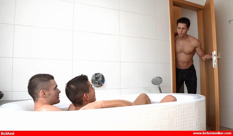 belami 2  Adam Archuleta, Scott Reeves and Ennio Guardi