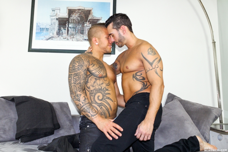 men of montreal  MenofMontreal tattoo muscle hunk big cock naked men Alexy Tyler Mam Steel monster cock inked bad boy top man 004 tube video gay porn gallery sexpics photo Alexy Tyler and Mam Steele