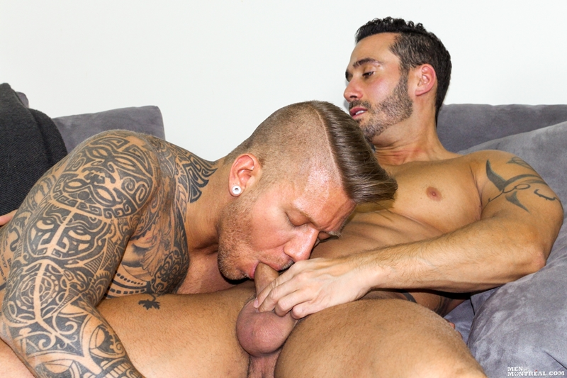 men of montreal  MenofMontreal tattoo muscle hunk big cock naked men Alexy Tyler Mam Steel monster cock inked bad boy top man 005 tube video gay porn gallery sexpics photo Alexy Tyler and Mam Steele