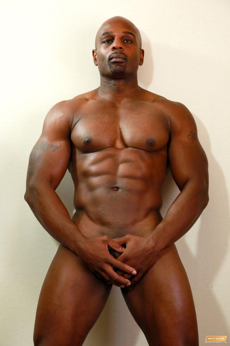 next door ebony  NextDoorEbony Darian jerks large man meat bulging muscle tight muscular ebony ass ripped big hard black cock 010 tube video gay porn gallery sexpics photo Darian