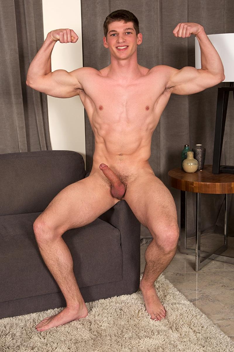 sean cody  Young muscle hunk Brady