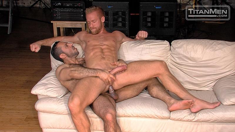 titan men  Adam Champ and Christopher Daniels