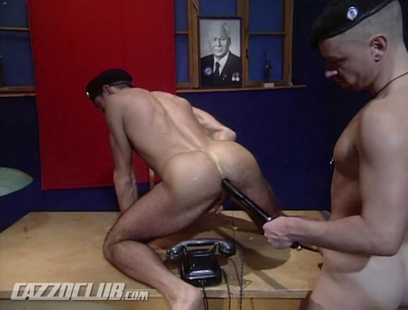 military ass