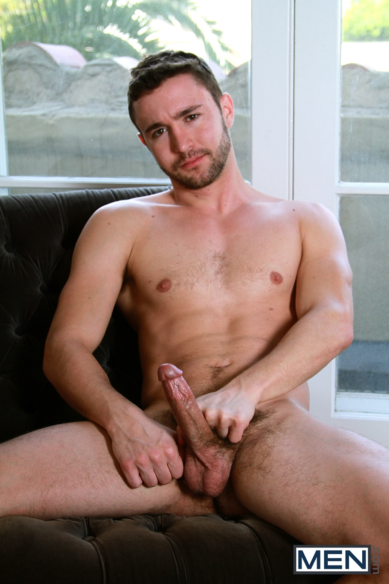 Colt Rivers Chokes On Colt Callaghans Big Ginger Dick -6436