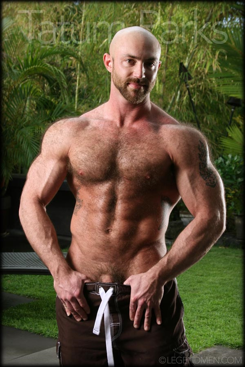 Muscle hairy men porn opinion