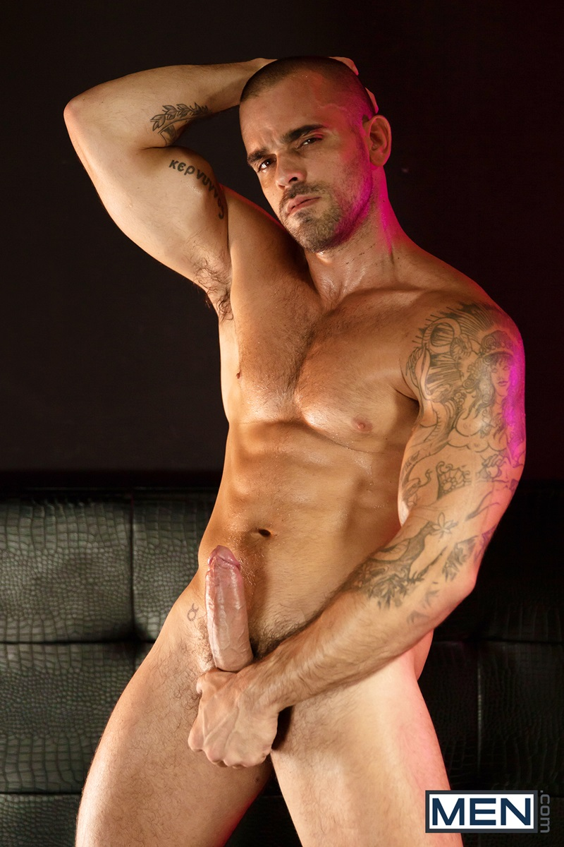 latino men tattoos Naked