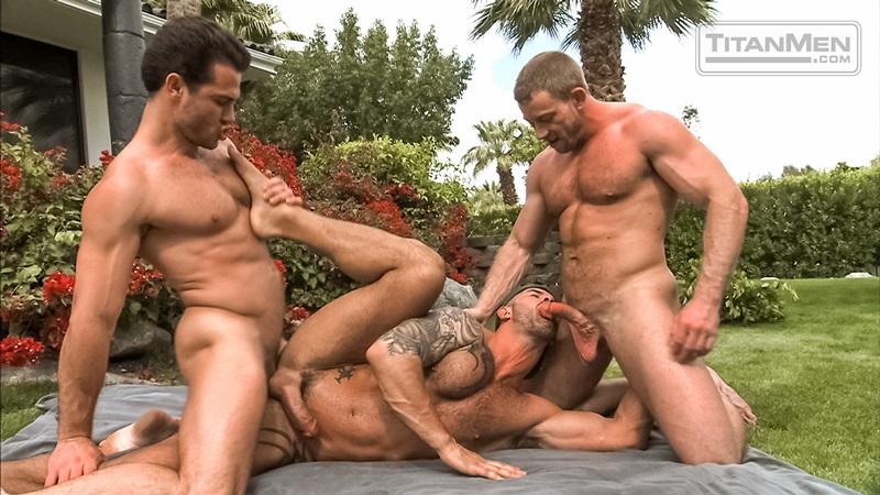 Titan Men Deep End Hardcore Gay Fuck Orgy - Nude Dude Sex Pics-8785