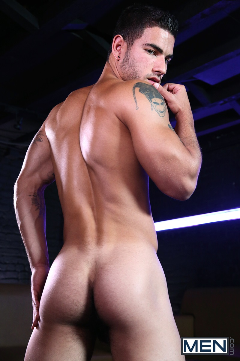 Baker young black naked ass