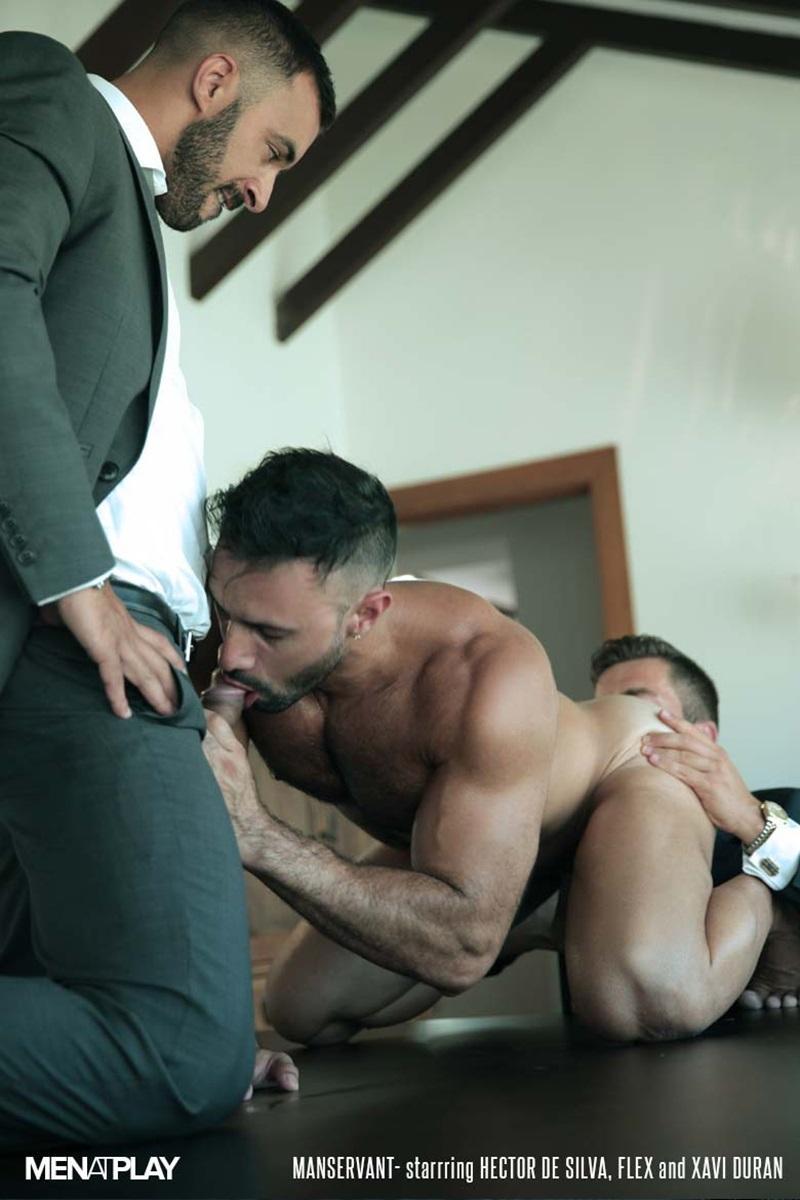 Gay business suit porn